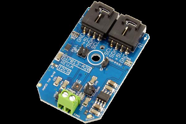 SI7013-A20 I2C Humidity and Temperature Sensor ±3%RH ±.4°C I2C Mini Module
