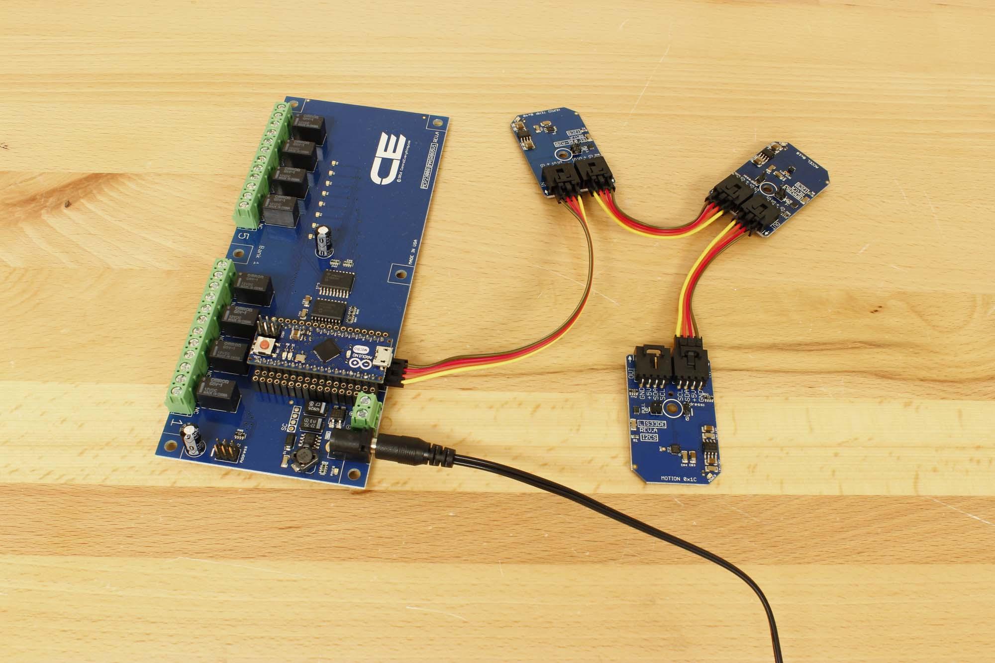 Si7006 A20 Humidity And Temperature Sensor 5rh 1c I2c Mini Electronic Component Circuit