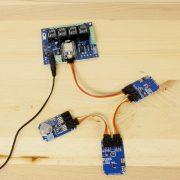 SI7005 Humidity and Temperature Sensor ±4.5%RH ±0.5°C I2C Mini Module