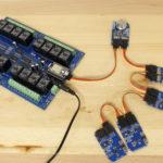 Particle Relay Shield Temperature Sensor Gas Sensor Mini Modules SHT30
