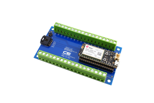 Screw Terminal Breakout Board for Particle Electron and Photon