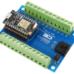 Screw Terminal I2C Breakout Board for Particle Photon
