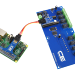 Raspberry Pi 3 I2C Expansion Relay Shield 8-Channel 1-Amp SPDT
