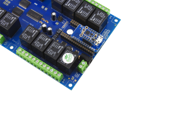 Relay Switching for Trinket using TK Adapter