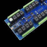 Arduino Nano Relay Shield using AN Adapter
