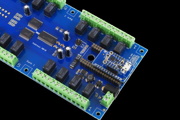 Relay Board for Trinket using TK Adapter
