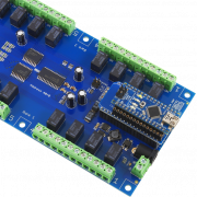 Arduino Nano Relay Shield using AN Adapter 1 Amp 32-Channel