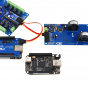 BeagleBone Current Monitoring and Relay Shield using SI Adapter