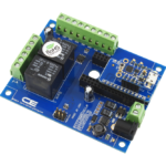Relay Shield for Particle Electron I2C 2-Channel SPDT 10-Amp with Cellular and USB Interface + 6 Programmable GPIO