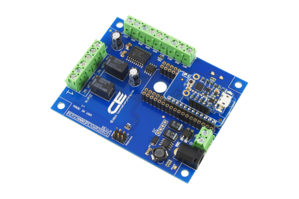 Relay Shield for Trinket 5V 2-Channel 1-Amp using TK Adapter