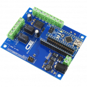 Relay Shield for Arduino Nano 2-Channel 1-Amp using AN Adapter