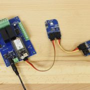 Cellular Pressure Sensor DAC and Relays using I2C Bus