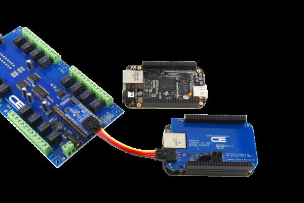 BeagleBone Controlled Switching