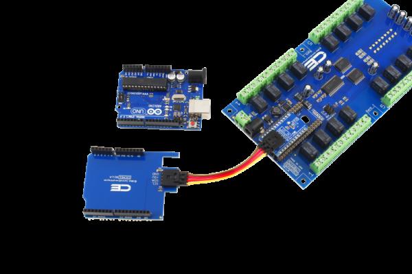 Arduino Uno Relay Board 16-Channel 1 Amp SPDT