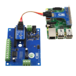 Raspberry Pi Relay Shield using I2C 1-Channel 1 Amp SPDT