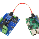1-Channel DPDT Relay Shield for Raspberry Pi 3