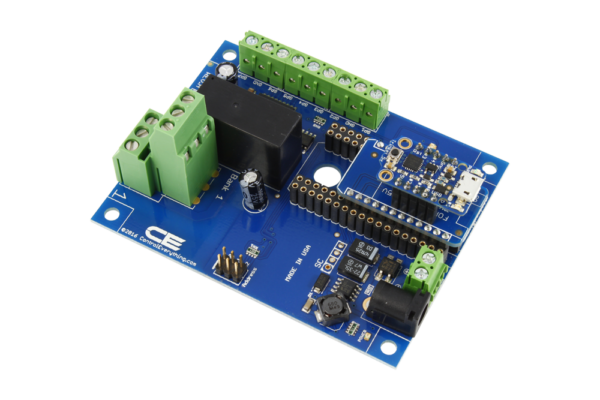 1-Channel DPDT Relay Shield for Trinket