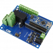 1-Channel DPDT Relay Shield using AN Adapter for Arduino Nano