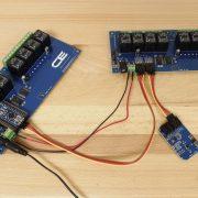 Arduino Nano Relay Shield