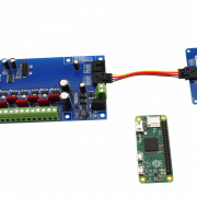 PCA9685 8-Channel 8W 12V FET Driver Proportional Valve Controller with Cross-Platform I2C Interface