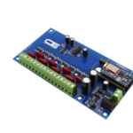 PCA9685 8-Channel 8W 12V FET Driver Proportional Valve Controller I2C Shield for Particle Electron Cellular and USB