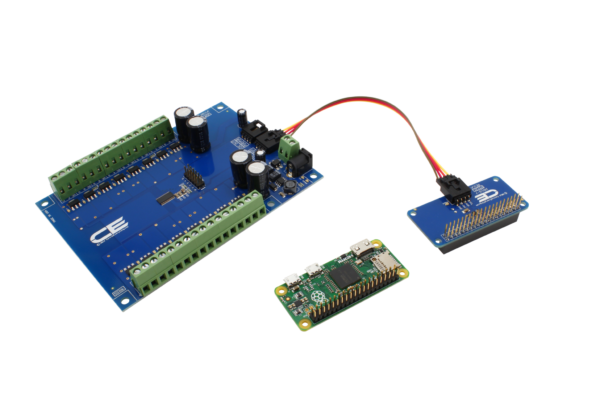 PCA9685 16-Channel 8W Open Collector 12-Bit PWM FET Driver with Cross-Platform I2C Interface