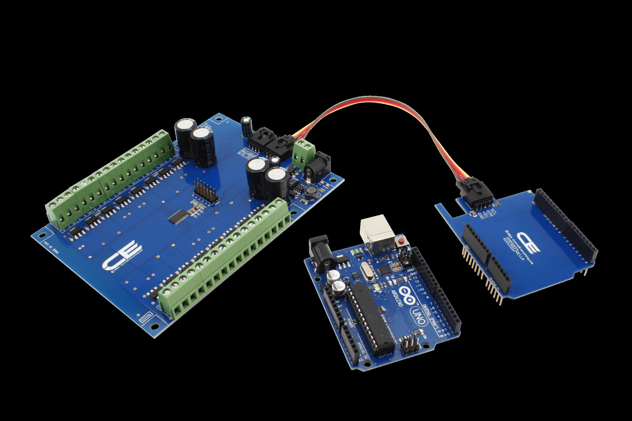 SOIC24 interrompere NXP-pca9555d,112-I2C GPIO 9555