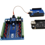 PCA9685 16-Channel 8W 12V FET Driver Proportional Valve Controller I2C Shield for Particle Electron Cellular and USB