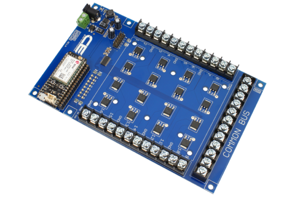 Cellular PWM Light Dimmer using Particle Electron