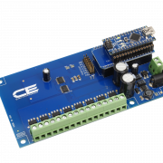 PCA9634 8-Channel 8W Open Collector 8-Bit PWM FET Driver I2C Shield for Particle Electron Cellular and USB