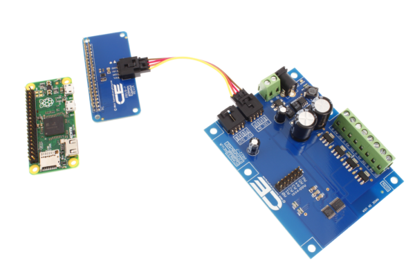 PCA9633 4-Channel 8W Open Collector 8-Bit PWM FET Driver with Cross-Platform I2C Interface