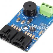 PCA9536 Digital IO controlled Buzzer Raspberry Pi Zero