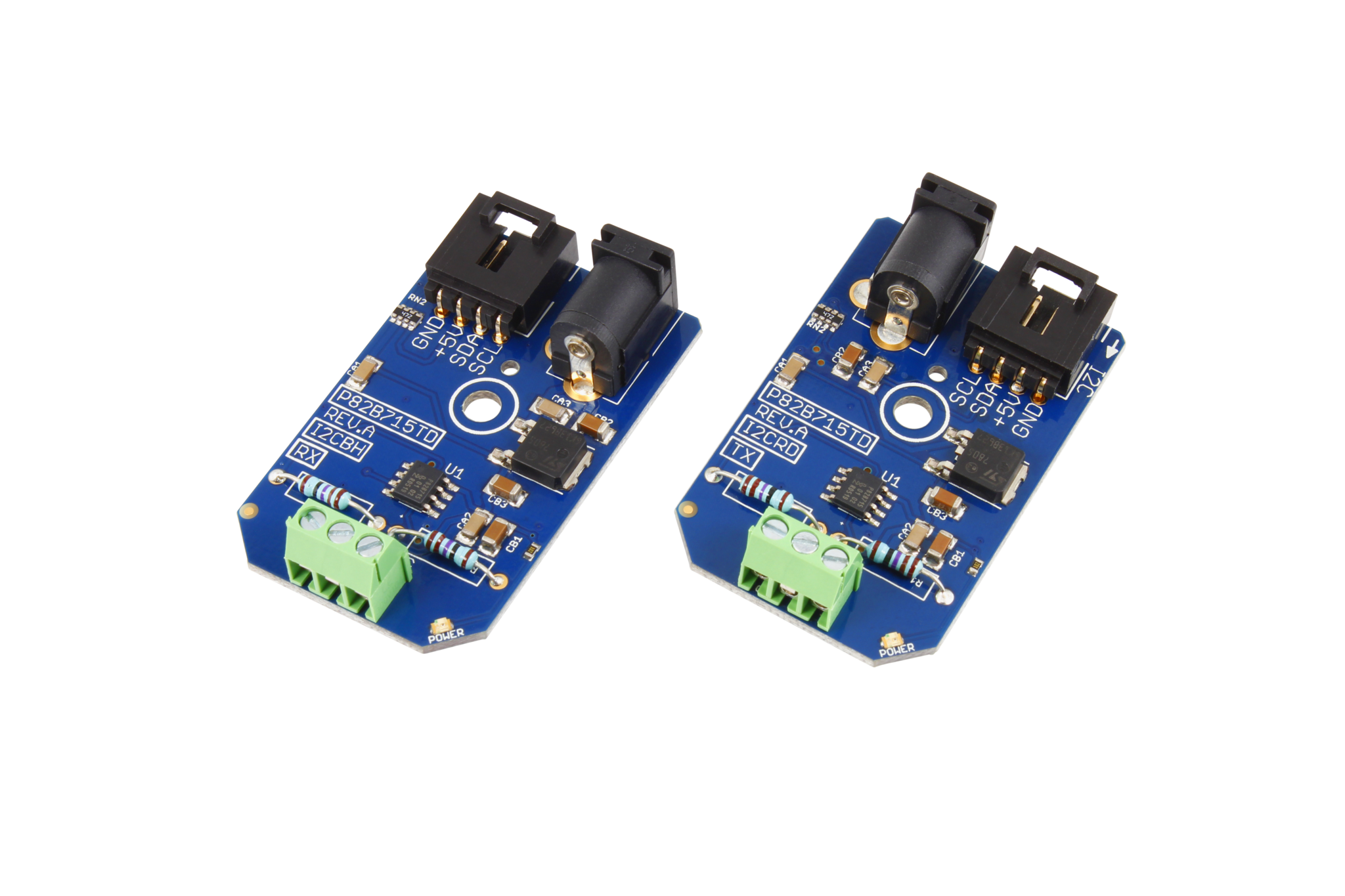 P82B715TD Long Distance I2C Bus Extender I2C Mini Module
