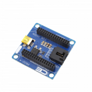 Onion Omega 2 and Onion Omega 1 I2C Adapter with USB Interface