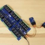 MXC6226XU Thermal Controlled Arduino Relay Controller