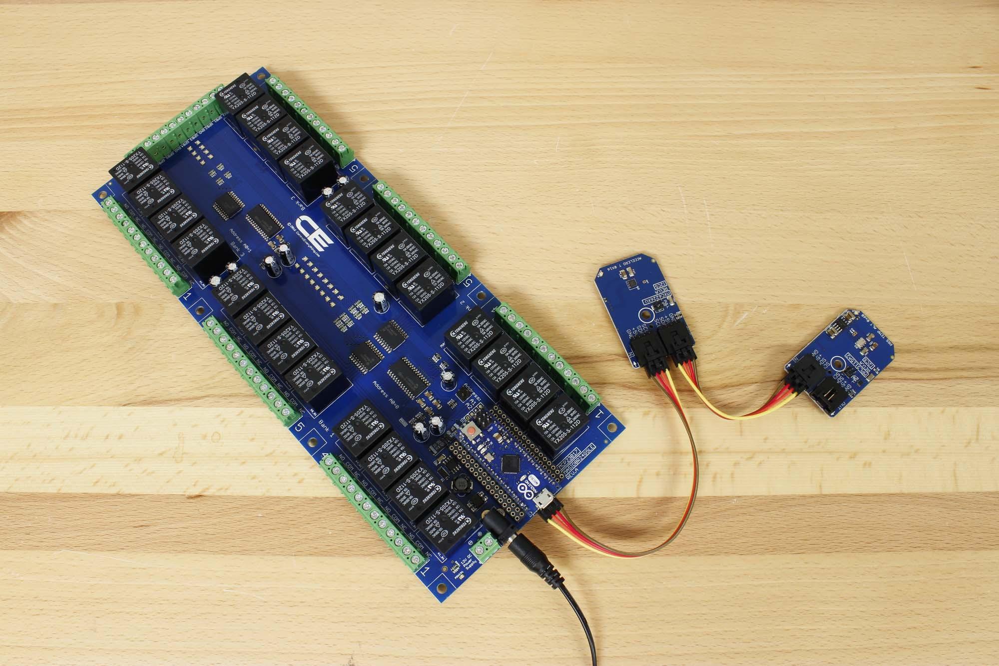 Mxc6226xu Digital Thermal Orientation Accelerometer Shock Sensor Amplifier Controlled Arduino Relay Controller