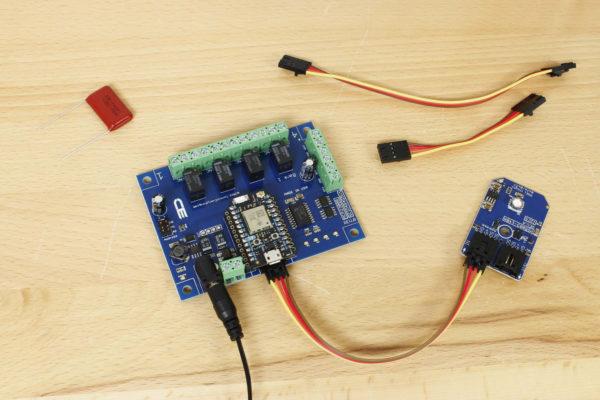 MS5803-14BA 14-Bar Depth Measurement Module with 24-Bit Analog to Digital Converter I2C Mini Module