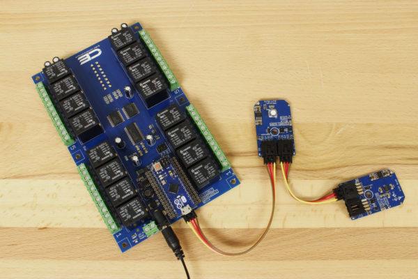 MS5803-02BA Altimeter with 24-Bit Analog to Digital Converter I2C Mini Module