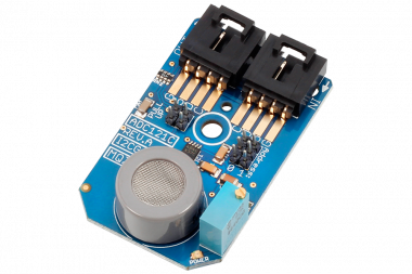 MQ-7 CO Gas Sensor Arduino Raspberry Pi