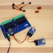 LPG LNG Gas Controlled Relay Board Using Aruino MQ-5
