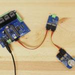 MQ-4 Methane Gas controlled Switch Controller Arduino