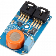 Alcohol Sensor MQ-3 Arduino Raspberry Pi