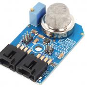 Gas Smoke Leak Detection Sensor Arduino Raspberry Pi