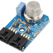 Ozone Gas Sensor MQ 131 Raspberry Pi