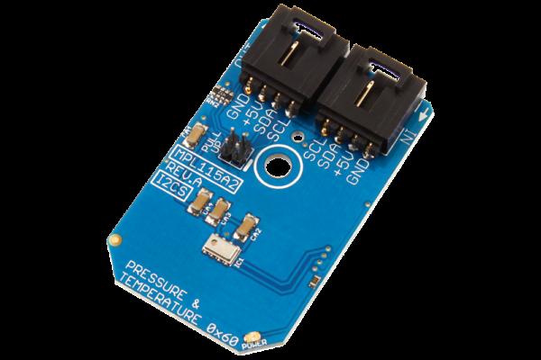 MPL115A2 Digital Barometer 50 to 115 kPa I2C Mini Module