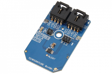MCP9803 Arduino Thermal Management Sensor