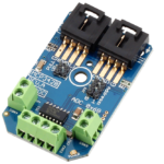 Raspberry Pi 18 Bit 4 Channel ADC MCP3426