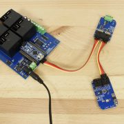 Analog to Digital Converters can be used to Control Switches with Arduino