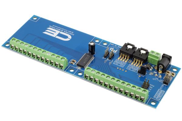 16-Channel Digital I/O GPIO MCP23017 I2C Interface