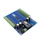 MCP23017 16-Channel 8W Open Collector FET Driver I2C Shield for Particle Electron Cellular and USB